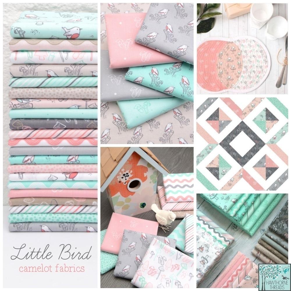 Little Bird Fabric