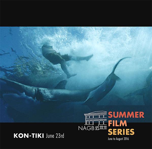 NAGB SummerFilmSeries KonTiki