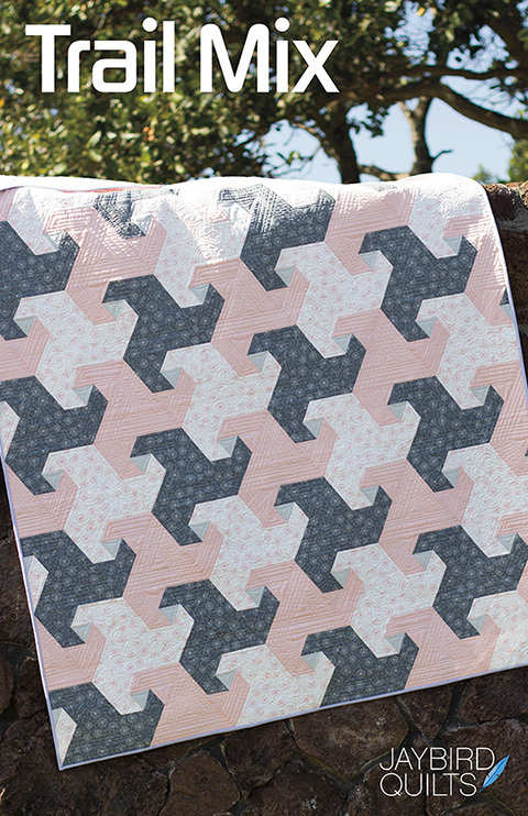 jaybird quilts  trail mix sewing pattern