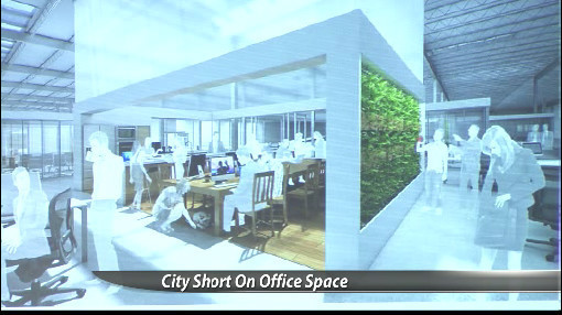 city office space