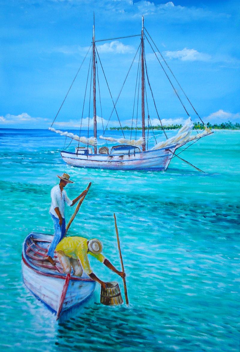 Lou-Lihou-Fishermen