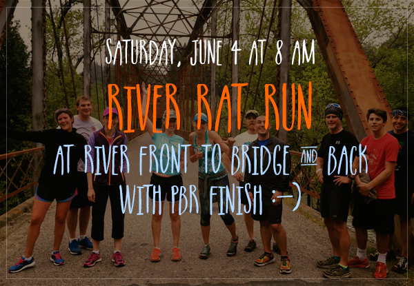 river rat run
