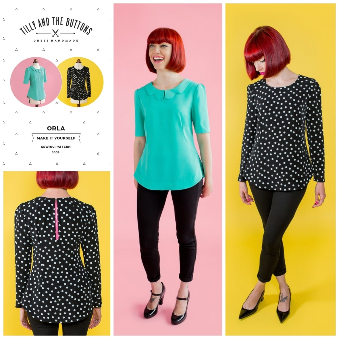 tilly and the buttons  orla sewing pattern