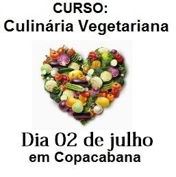 vegetariana 2 de julho