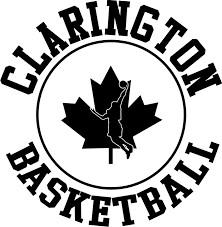clarington basketball logo