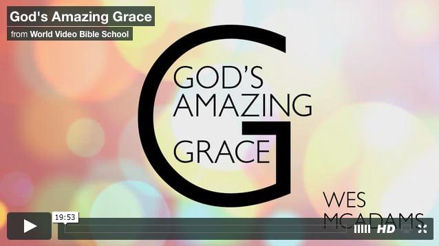 God s Amazing Grace