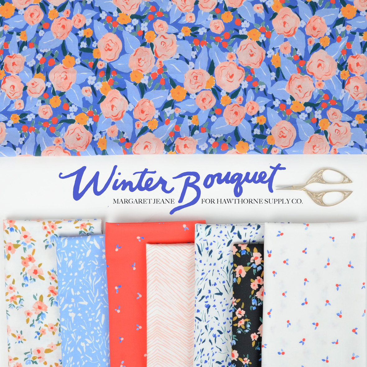 Winter-Bouquet-Fabric-poster-Margaret-Jeane-at-hawthorne-Supply-Co
