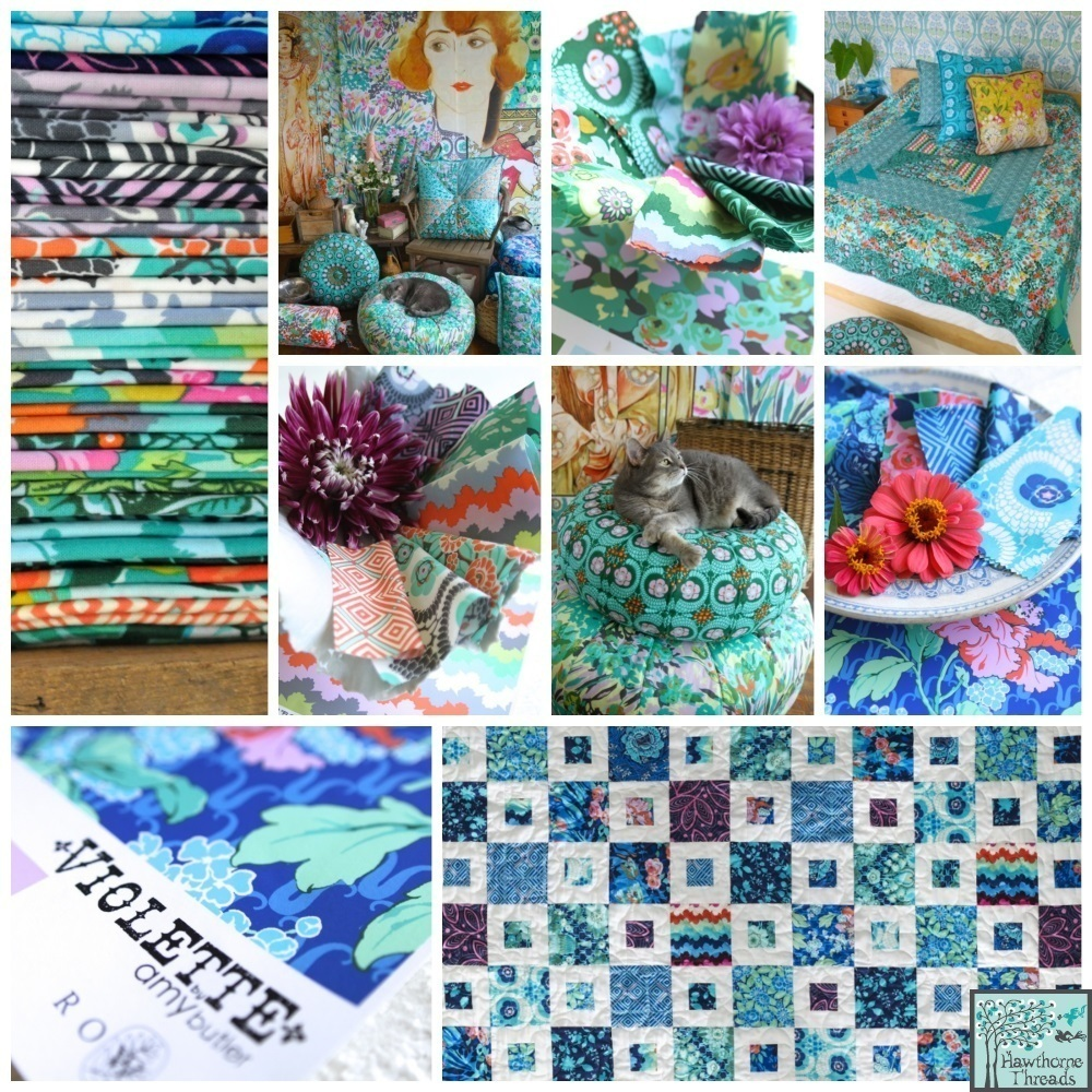 Amy Butler Violette Fabric