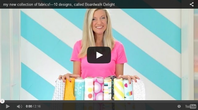 Boardwalk Delight Fabric