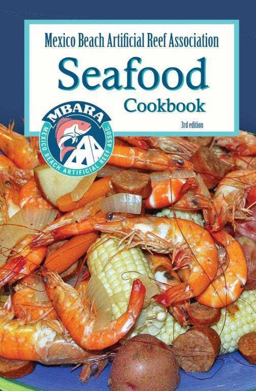Seafood Cookbook shrimp lighter
