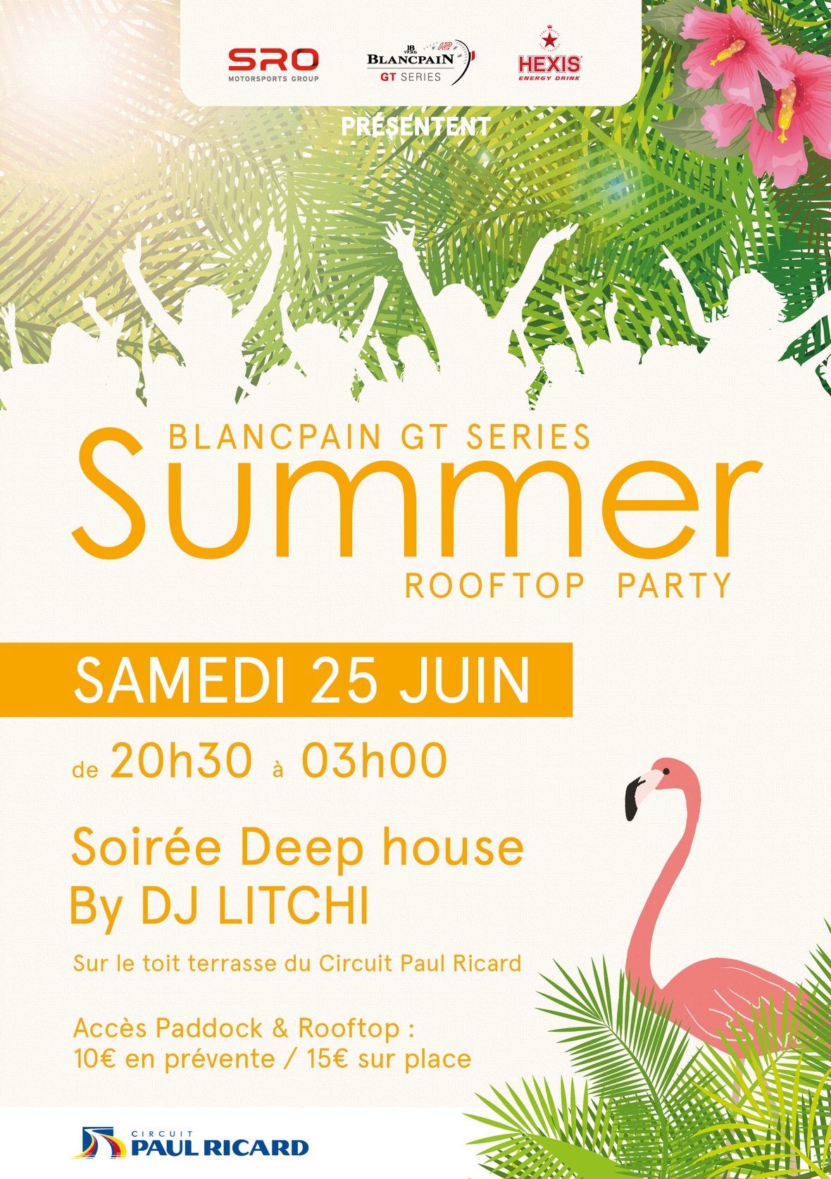 FLY SUMMER ROOFTOP