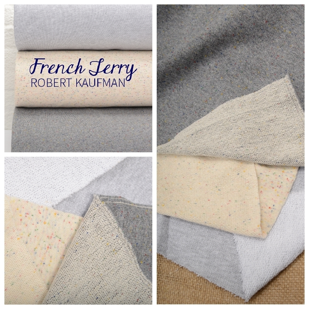 French Terry Fabric Poster