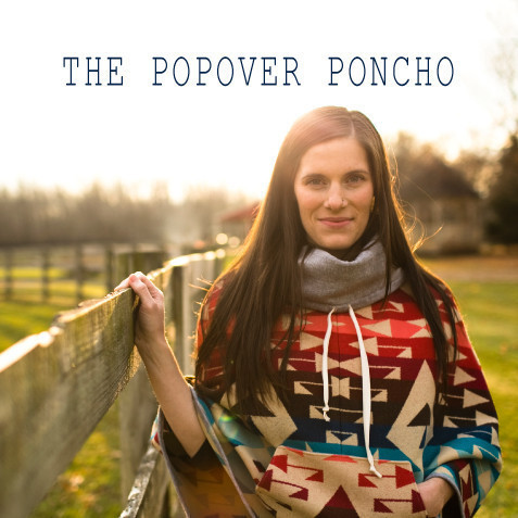 april rhodes the popover poncho sewing pattern