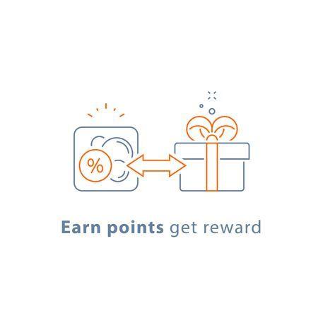 earn points get reward