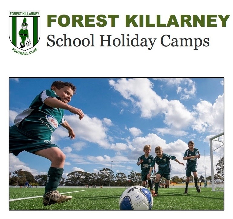 FKFC Holiday Football Camps July 2016 logo 1