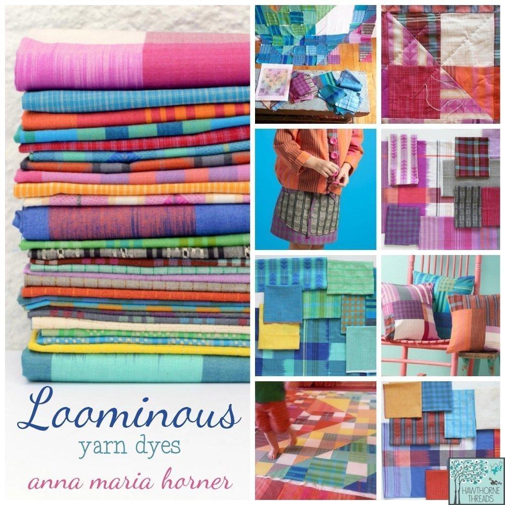 Loominous Yarn Dyes