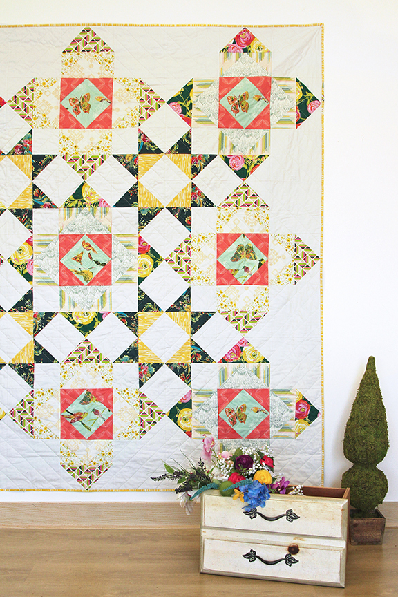 Line Art Quilt Pattern Holly Hickman : Hawthorne threads weekly newsletter