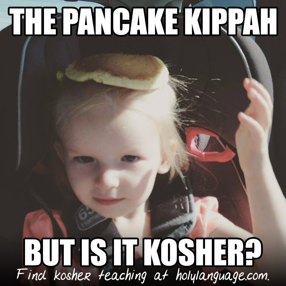 Pancake-Kippah Angie-Williams