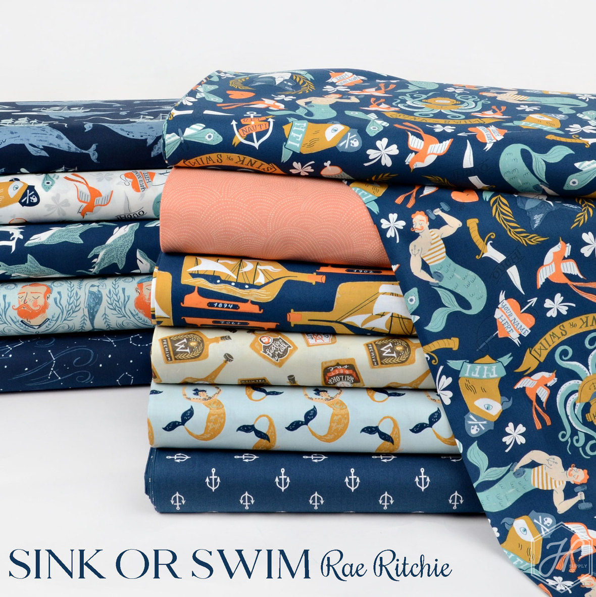 Sink-or-Swim-fabric-Rae-Ritchie-and-Dear-Stella-at-Hawthorne-Supply-Co