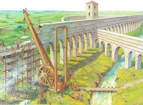 Polyspastos romano