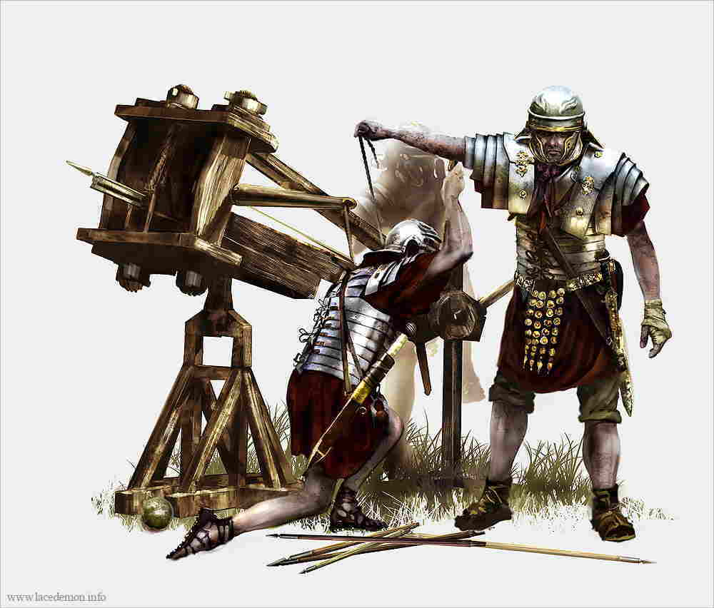 catapulta romana 3