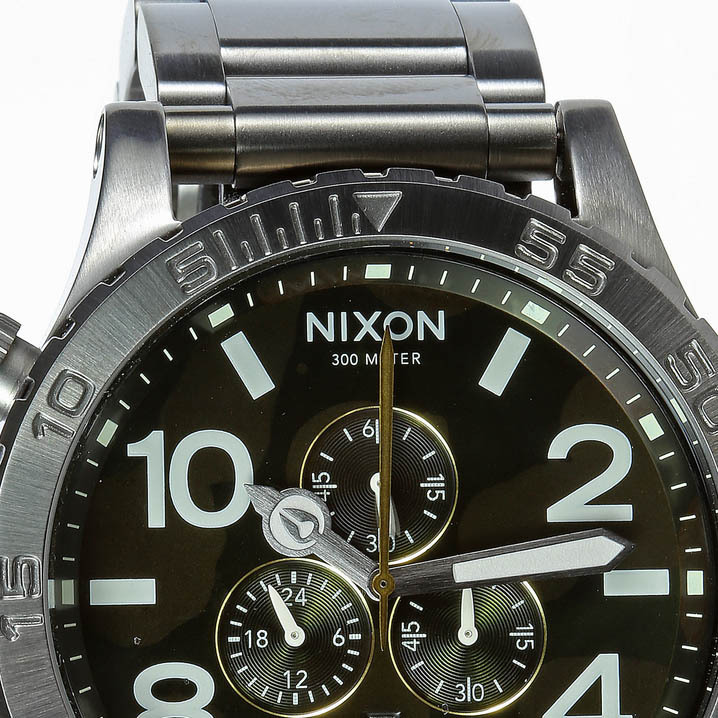 Nixon 51 30 Chrono Gun Oxyde  02540.1455838143.1280.1280