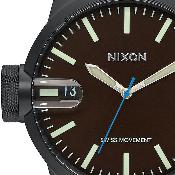 Nixon Chronicle SS Black Brown full  17074.1458798172.1280.1280