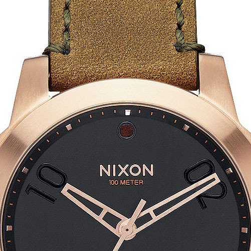 Nixon Ranger 40 Leather Rose Gold Brown full  14734.1452053615.1280.1280