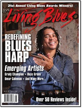 GC Living Blues Mag