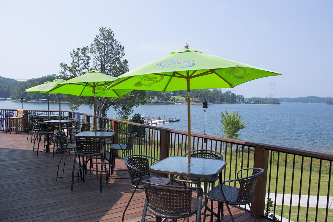 Lake Keowee Marina Restaurant