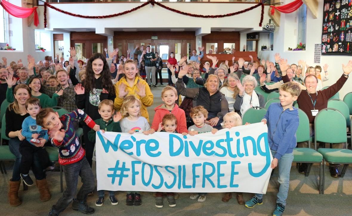 Ivybridge Methodist Church divestment edit