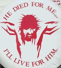 hedied for me