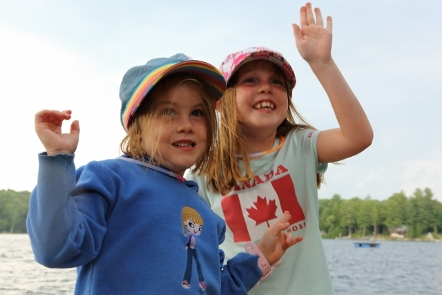 Blog. Canada Day. 2012