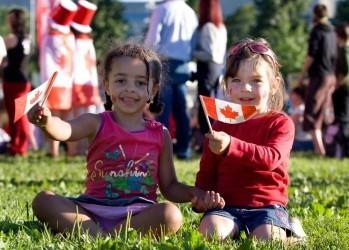 kids canada day-349x250