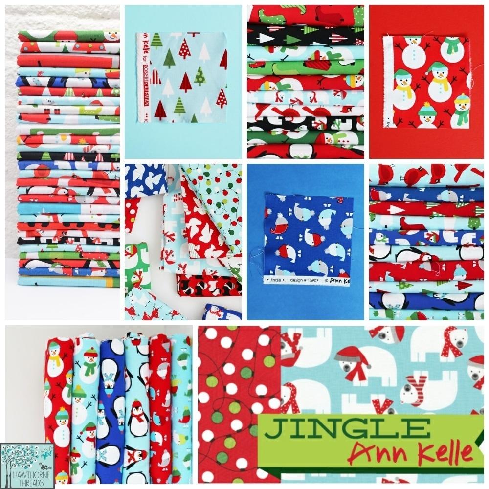 Jingle 4 Fabric Poster 2