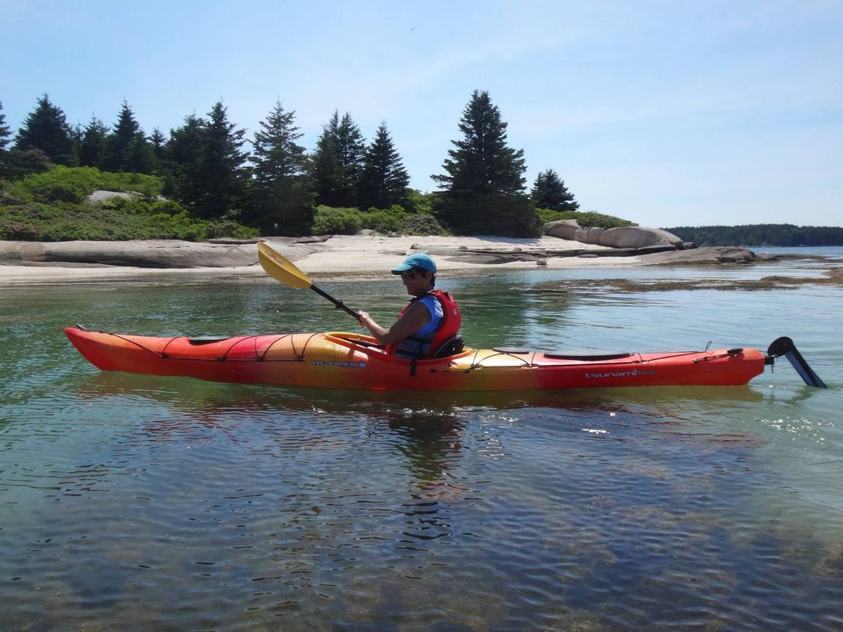 LRF Kayaking Cruise Old Quarry Ocean Adventures