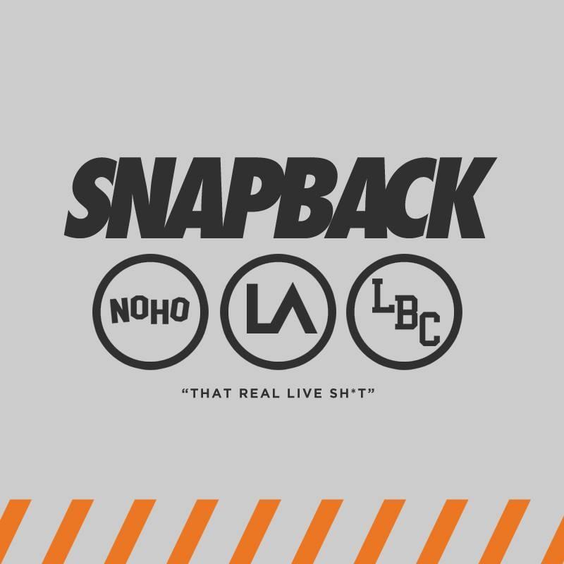 Snapback Live Logo 062916