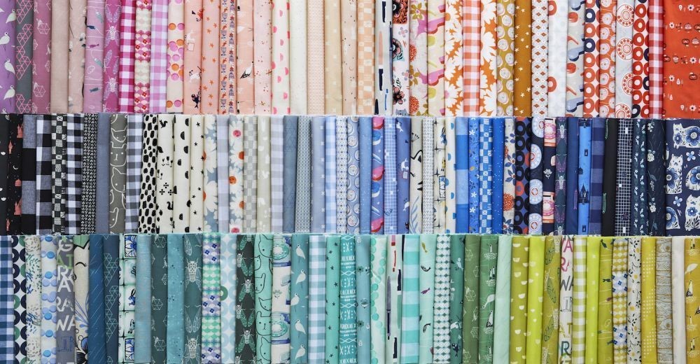 New Cotton and Steel Fabrics