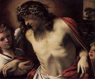 Cristo Coronado de espinas 01  02