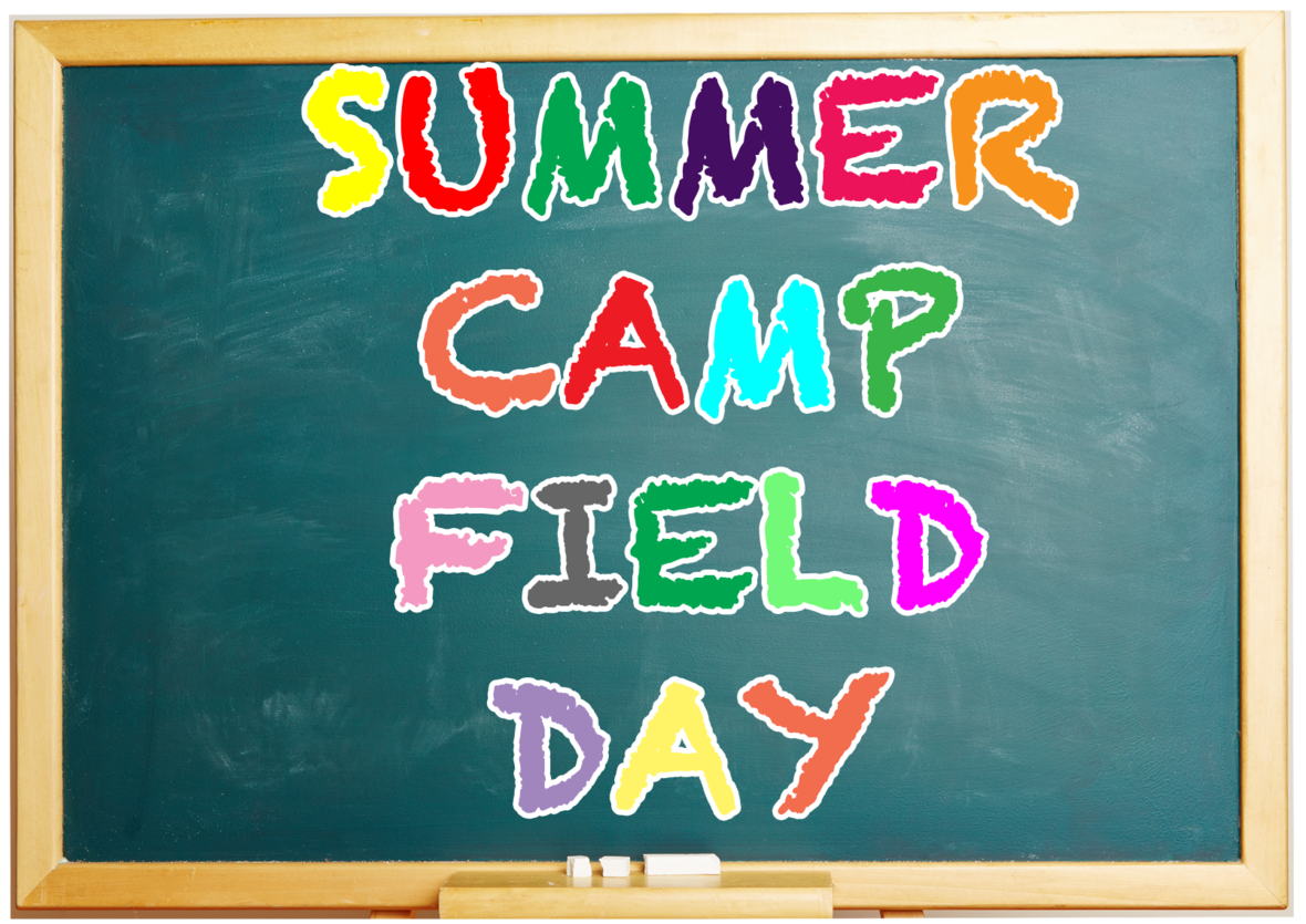 Summer Camp Field Day 2016