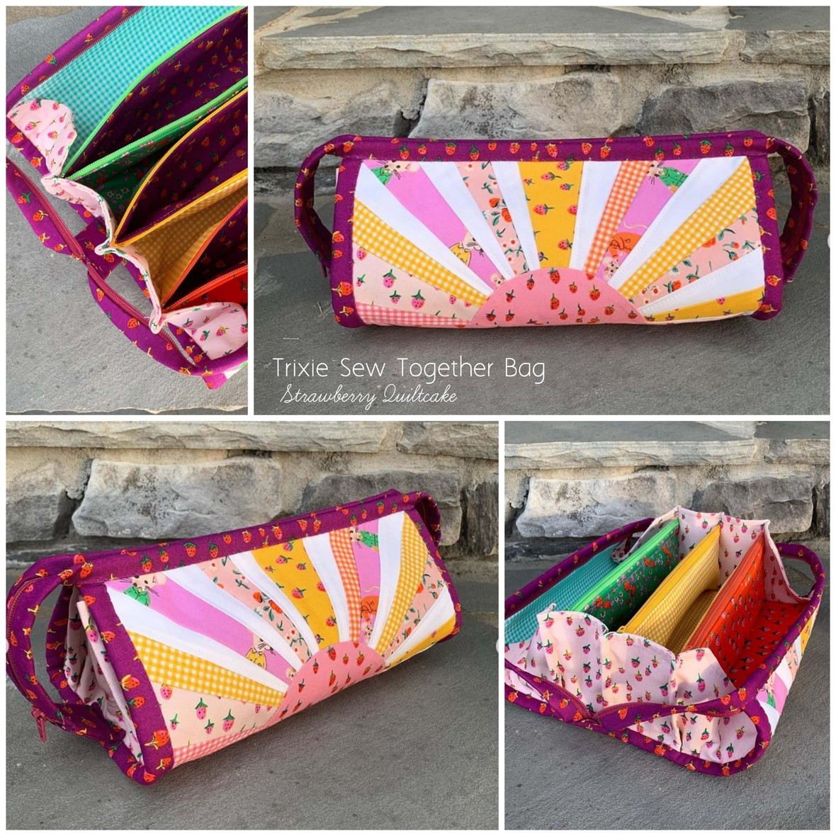 Sew together Bag Trixie