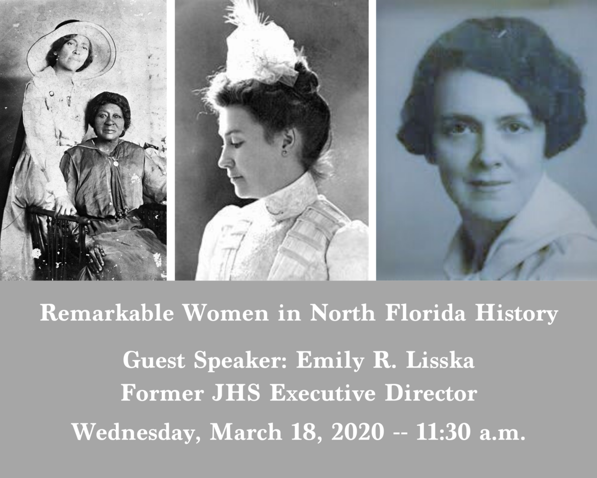 Remarkable Women in North Florida History