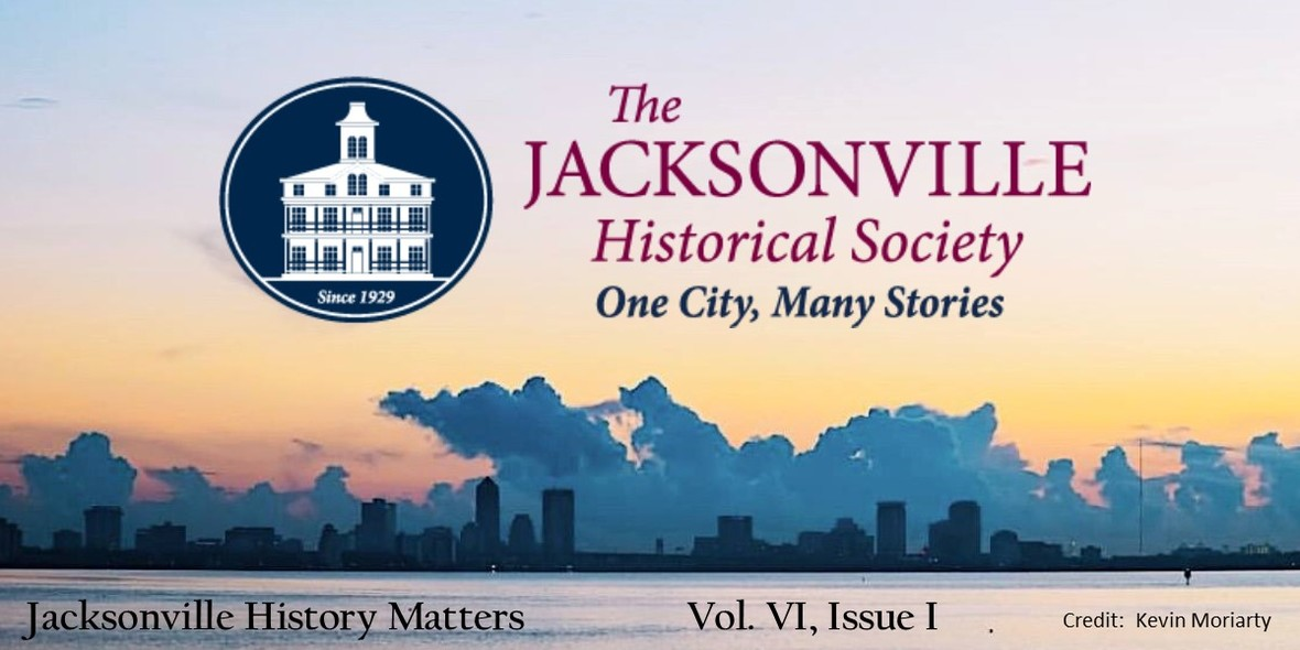 January 2020 Newsletter Banner Vol VI Issue I
