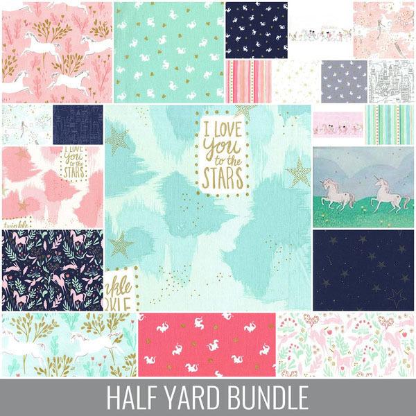 Sarah Jane Magic Half Yard Bundle