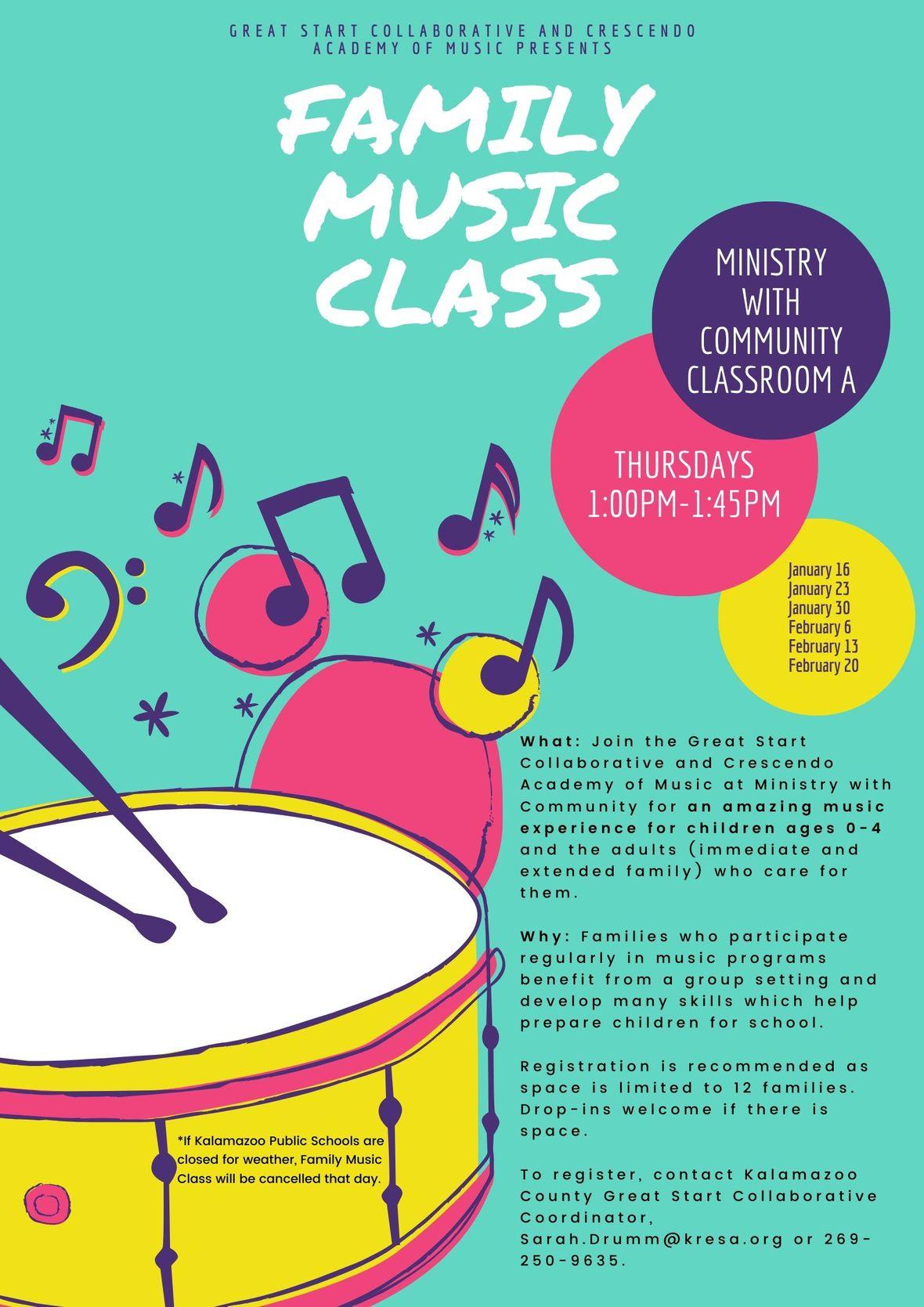 family music class Jan2020