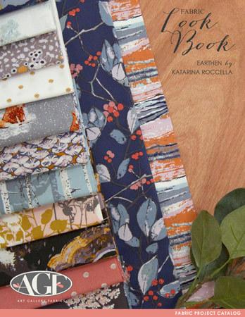 Earthen lookbook by Katarina Roccella