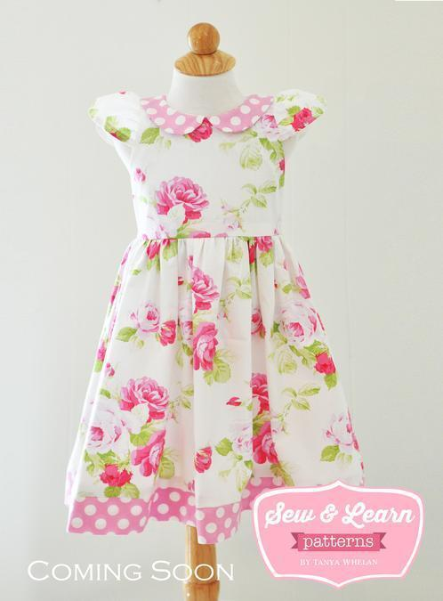 Sew Learn Patterns by Tanya Whalen 04