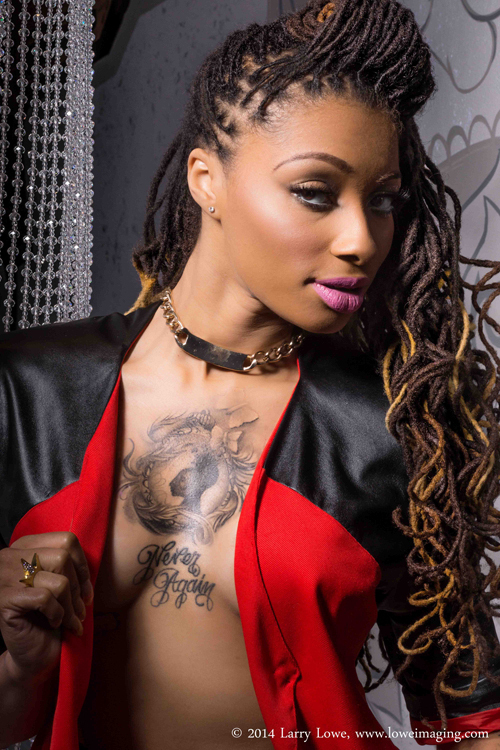 Pretty in ink dutchess lattimore of vh1 39 s black ink crew for Black ink crew tattoo shop