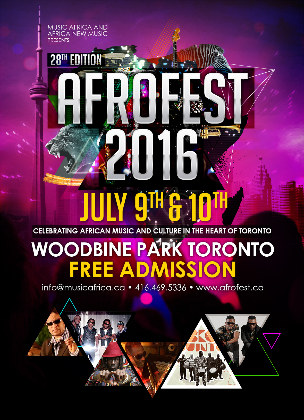 afrofest flyer 2016 Updated