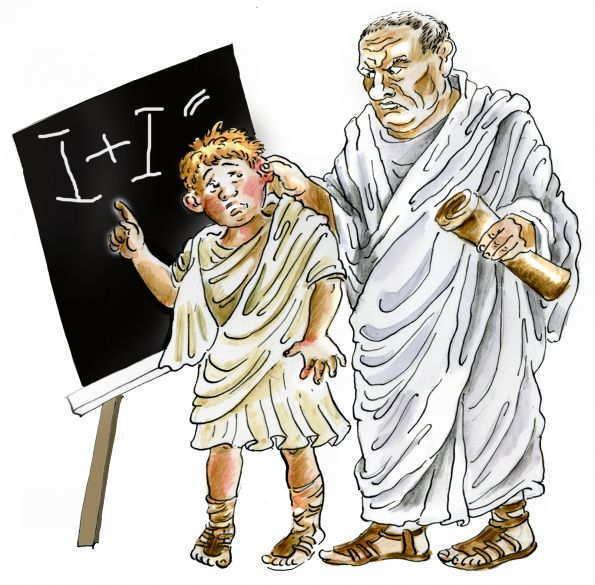 Maestro-antigua-Roma